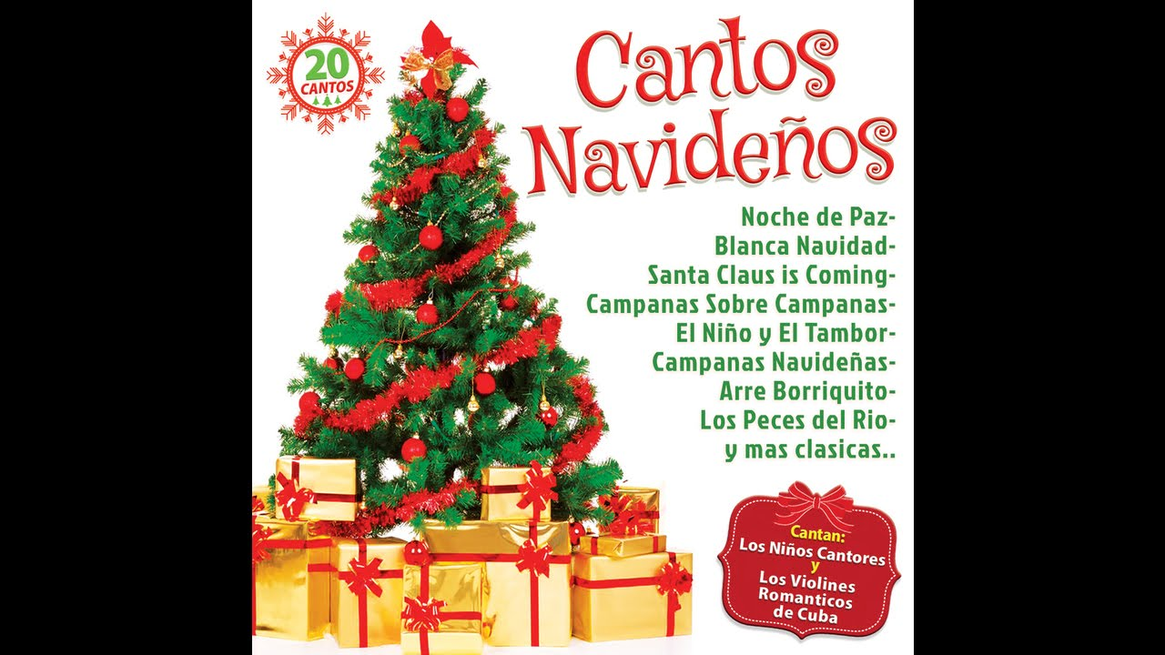 los violines romanticos de cuba campanas navideas instrumental youtube - Campanas Navideas