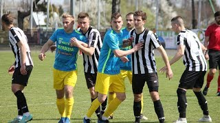 Mecz 21. kolejki IV ligi: Korona Ostrołęka - Huragan Wołomin