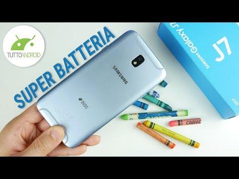 FASCIA BASSA A CHI? Samsung Galaxy J7 2017 recensione ITA | TuttoAndroid