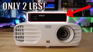 Meet the World's Smallest 1080P Projector! | ViviBright J10 Review |
