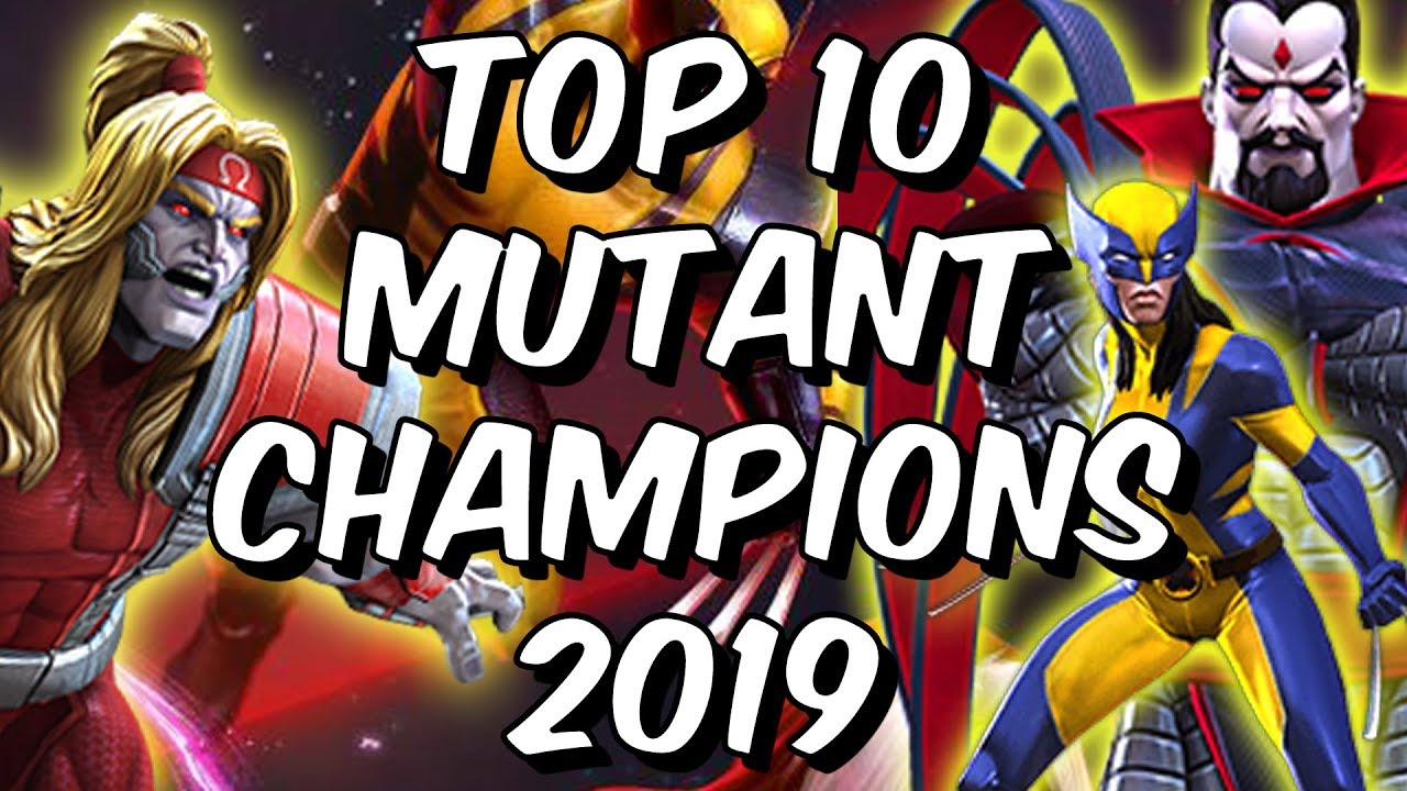 How To Get A Mutant Champion In Marvel Champions