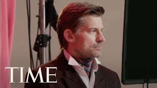 'Game Of Thrones' Nikolaj Coster-Waldau Looks Stone Cold In His Cover Shoot for TIME | TIME