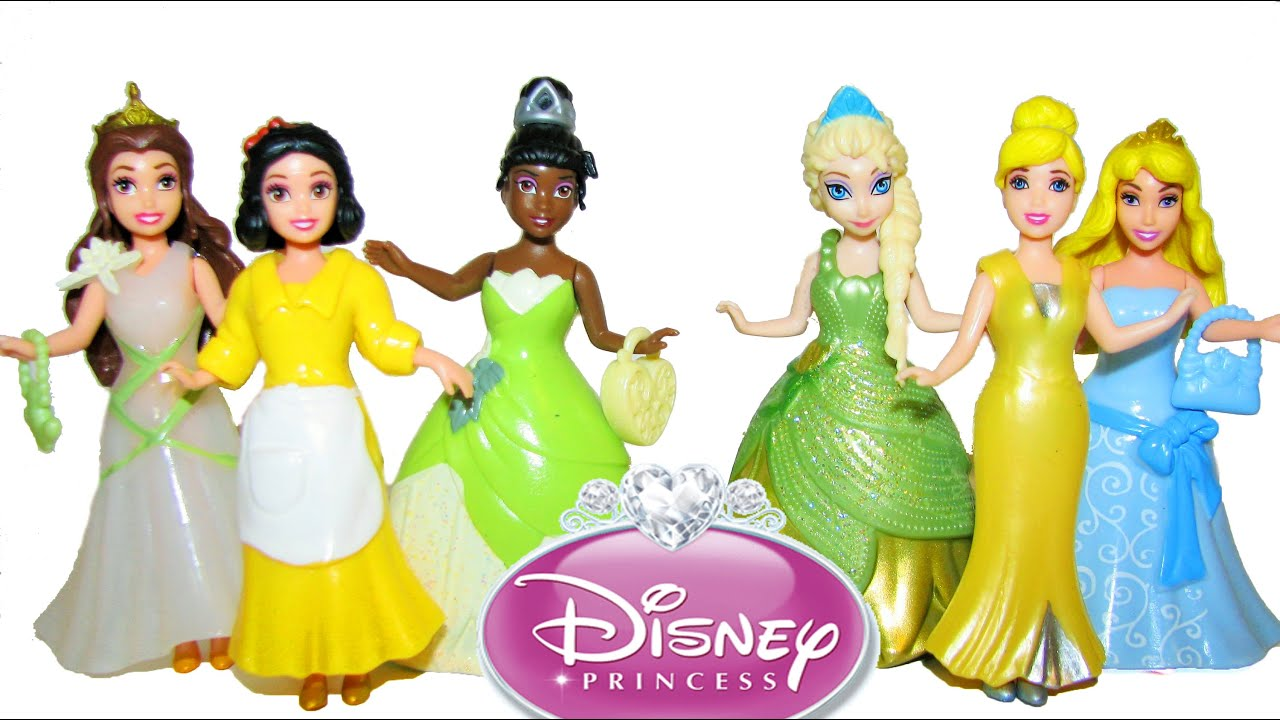Disney princess tiana royal dress up like polly pocket with magiclip disney princess tiana royal dress up like polly pocket with magiclip belle snow white cinderella youtube thecheapjerseys Images