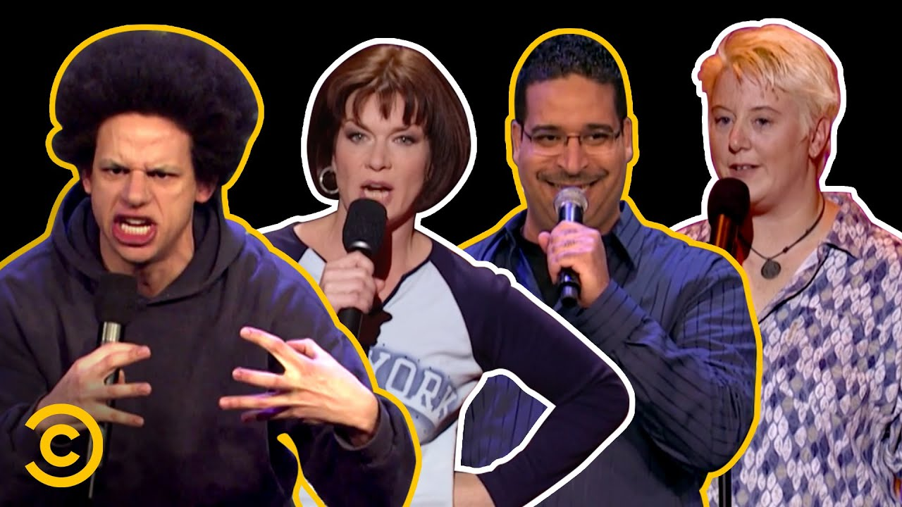 Eric Andre Imagines a Centaur Cop, Sabrina Matthews Hates Flying & More -Stand-Up Classics