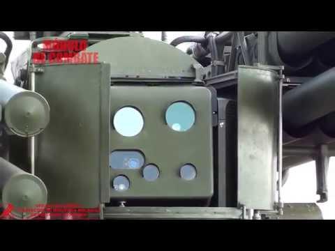 Sistema de Defensa Antiaérea SOSNA