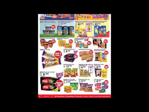 Katalog Promo Carrefour Terbaru Periode 28 Maret 10 April 2018