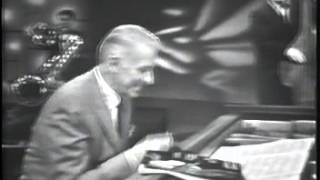 Stan Kenton on Jazz Scene USA 1962