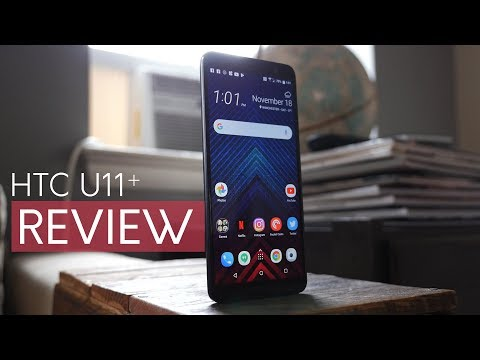 HTC U11+ review: what HTC's U11 should have been