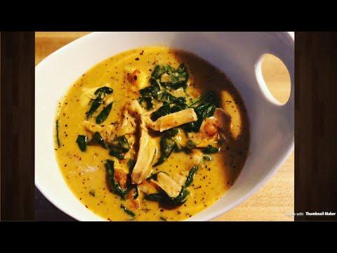 Instant Pot | Slow Cook Option - Creamy Tomato Chicken Tortellini Soup