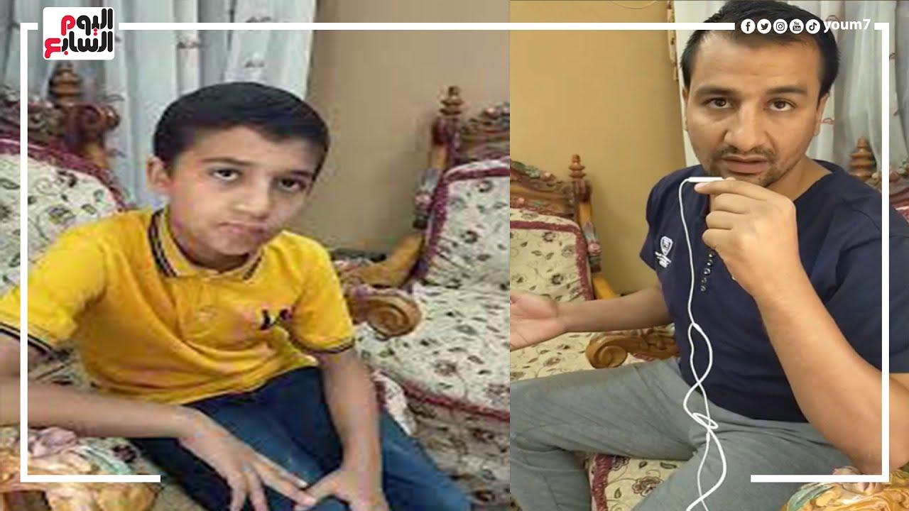 صورة فيديو : عودة 3 أطفال لعائلتهم بعد يومين من الغياب..أحد العائدين يحكى تفاصيل الاختفاء