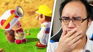 CE MEC S'EST TROP BIEN CACHÉ ! | Super Mario Odyssey #54