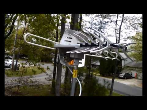 How To Use Your Existing Cable or Dish Coax For Antenna Installs