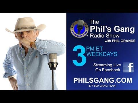 Phil's Gang Radio Show  04/16/2018