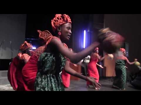 University of Lagos (Unilag) Theatre Unit performs Traditional Dance