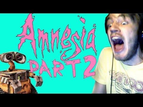 WALL-E IN AMNESIA?! - Amnesia: Custom Story - Part 2 - Harmsfuls Wrath