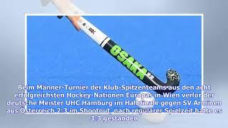 Euro Hockey Indoor Cup: Erstmals kein deutscher Sieger