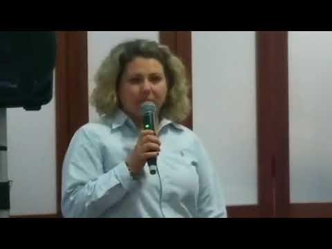 Bento Convention Bureau. Presidente Andréia Zucchi passa o cargo.