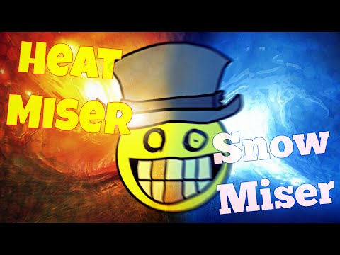 Snow Miser/Heat Miser - Muse of Discord Holiday Special