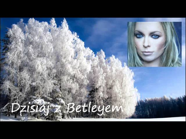 Anna Maria Jopek - Hej W Dzień Narodzenia 11 [Dzisiaj z Betleyem 1999]
