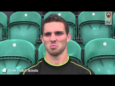 Meet The New Guys - George North