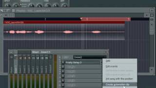 FL Studio - Automating Effects On and Off - Warbeats Tutorial