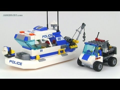 lego city police car instructions 7498