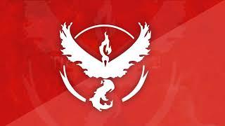 Битва с тренером Pokemon GO - фракция Valor