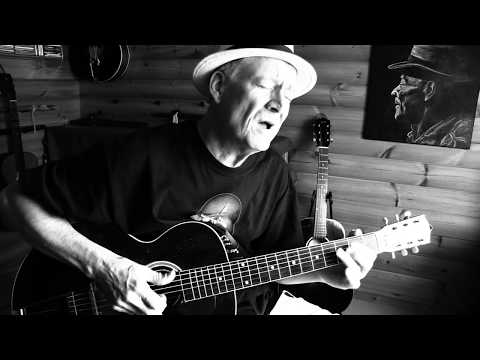 Catfish Blues - Fingerpicking Blues On A 1925 Gibson L3