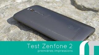Asus Zenfone 2, 1er test | nowtech.tv (French)