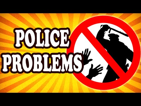 Top 10 Problems the United States Police System Needs to Address — TopTenzNet