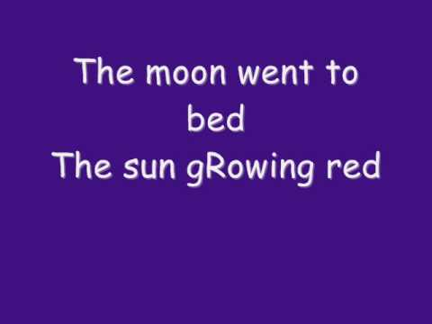 fell in love with an alien lyrics