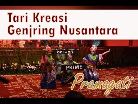 Tari Kreasi Genjring Nusantara - Pramagati (#SMB2016)