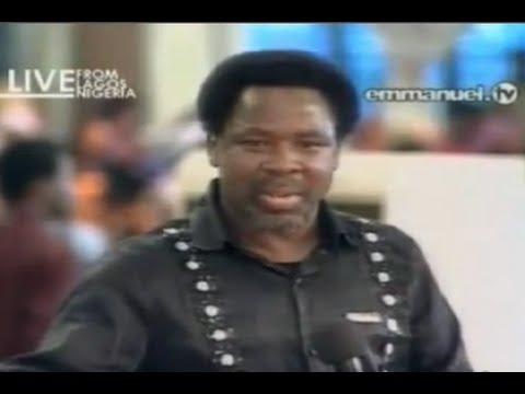 "SCOAN 09/11/14: Sermon: ""FAITH IS SPIRITUAL FORCE (Part 1/2) By TB Joshua"". Emmanuel TV"