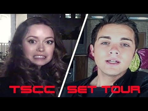 Behind The Scenes Of The Terminator: The Sarah Connor Chronicles Set With Thomas Dekker