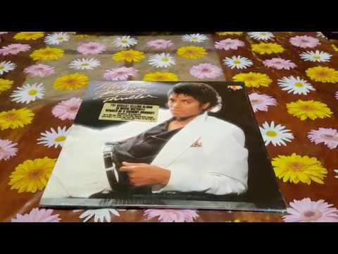 Michael Jackson S Thriller Vinyl Lp New And Factory Sealed
