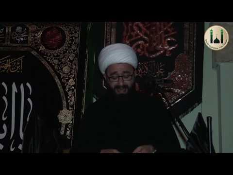 Xanım Zəhranın (s.ə) şəhadəti haqqında - Hacı Saleh Davudov (Qısa video kadr