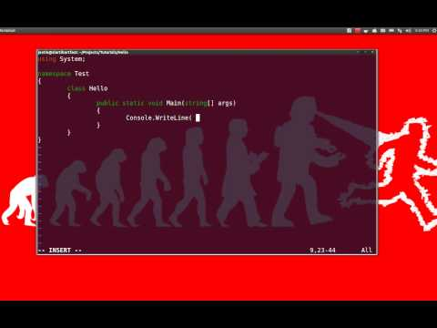 C# Tutorial 0 - Difference Between C and C#
