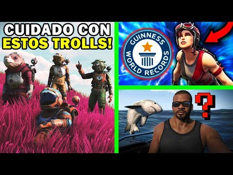 6 Trolls mas Perversos en los Videojuegos que Destruyeron Todo