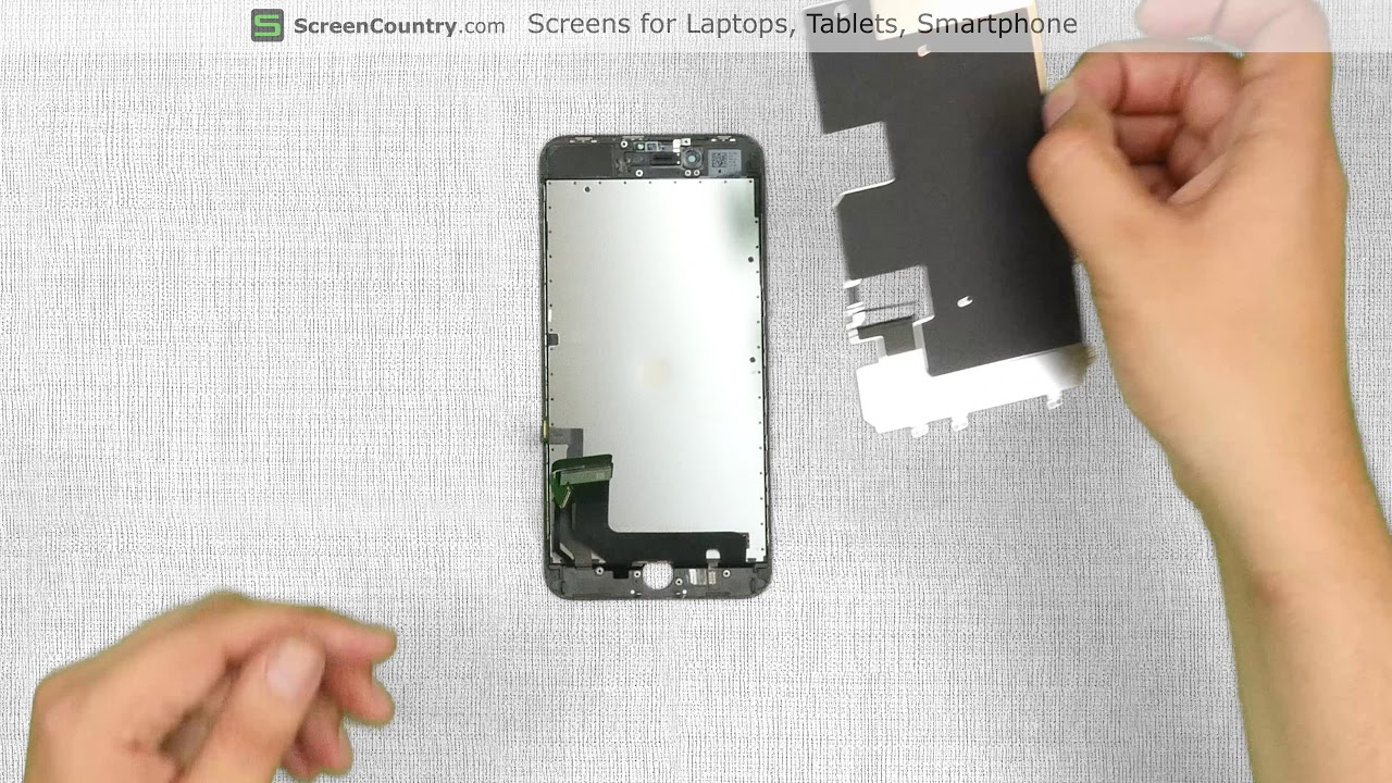 low priced b81db 6ca55 iPhone 8 Plus Glass touchscreen and LCD replacement