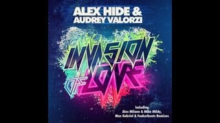 Watch Audrey Valorzi Invasion Of Love video