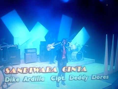 Dike Ardilla Live Sandiwara Cinta