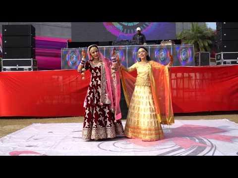 Best Dance By Bride Punjabi Bhangra On Nai Janna   #jot_inder