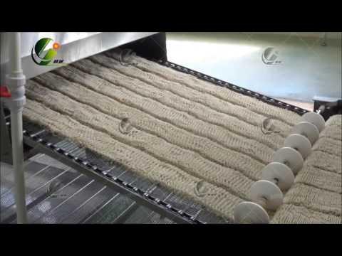 Fried Instant Noodle Manufacturing Plant - Instant Noodle Production Process