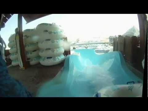 Iceland waterpark in Ras al Khaimah, Dubai