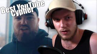 RANDOLPH TOO!?| Crypt - YouTube Cypher ft. Randolph, Vin Jay, Hi Rez, CHVSE, FabvL, Scru (REACTION)