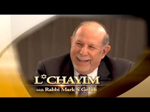 L'Chayim: Rabbi Peretz Charach