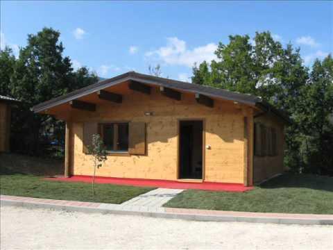 Case in Legno Abruzzo  Casa Prefabbricata antisismica in legno  YouTube