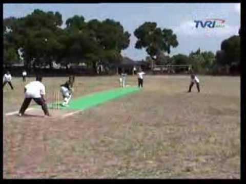 WARTA BALI, TVRI BALI - Cricket Bali Juara Umum Kejurnas