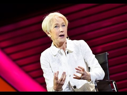 """Helen Mirren: """"Change roles for women in life"""""""