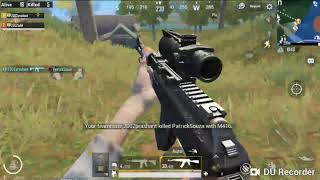 funny voice in match |the PUBG MOBILE | bs gaming ....